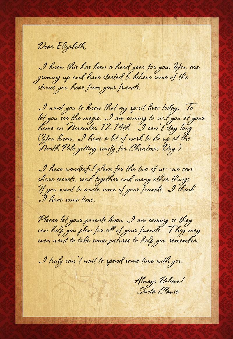 ... jpeg 1211kB, Secret Santa Lettermideas | New Calendar Template Site
